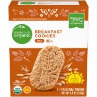 Simple Truth Organic™ Oat Breakfast Cookies 5 Count