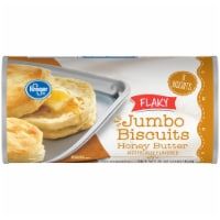 Kroger® Flaky Honey Butter Jumbo Biscuits