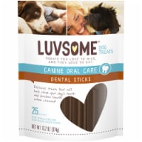 Luvsome™ Dental Sticks Dog Treats