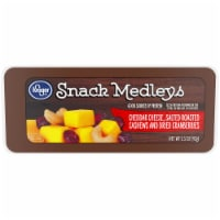 Kroger® Cheddar Cheese Cranberry & Cashew Snack Medleys