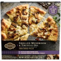 Private Selection™ Grilled Mushroom & Truffle Oil Thin Crust Pizza