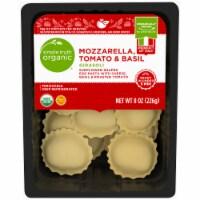 Simple Truth Organic™ Mozzarella Tomato & Basil Girasoli