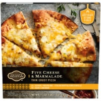 Private Selection® Five Cheese & Marmalade Thin Crust Frozen Pizza