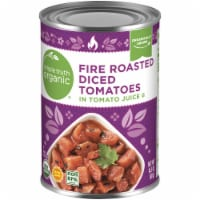 Simple Truth Organic® Fire Roasted Diced Tomatoes