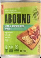 ABOUND™ Lamb & Brown Rice Entree Dog Food - 13.2 oz