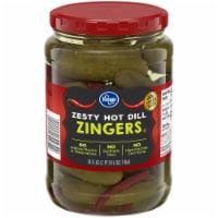 Kroger® Zesty Hot Dill Zingers