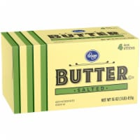 Kroger® Salted Butter Sticks 4 Count