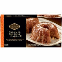 Private Selection™ Caramel Sea Salt Cakes