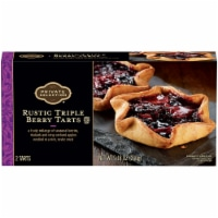 Private Selection® Rustic Triple Berry Tarts