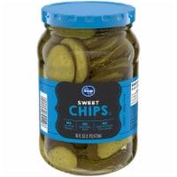 Kroger® Sweet Pickle Chips