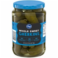 Kroger® Whole Sweet Gherkins