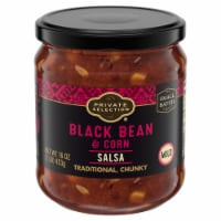 Private Selection® Mild Black Bean & Corn Salsa