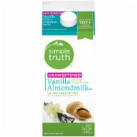 Simple Truth® Unsweetened Vanilla Almondmilk