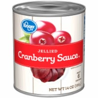 Kroger® Jellied Cranberry Sauce