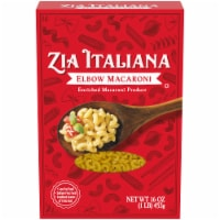 Zia Italiana Elbow Macaroni Pasta