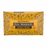 Zia Italiana Extra Wide Egg Noodles