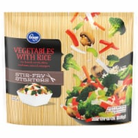 Kroger® Stir-Fry Starters Vegetables with Rice