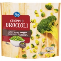 Kroger® Recipe Beginnings Frozen Chopped Broccoli