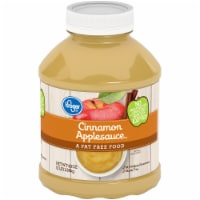 Kroger® Cinnamon Applesauce