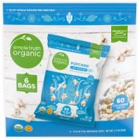 Simple Truth Organic™ Low Sodium Popcorn Multipack