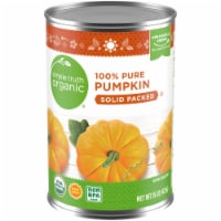 Simple Truth Organic™ Solid  Packed 100% Pure  Pumpkin