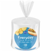 Kroger® Everyday 8.88-Inch Foam Plates
