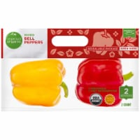 Simple Truth Organic™ Colored Bell Peppers