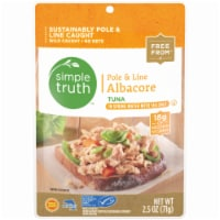 Simple Truth™ Pole & Line Albacore Tuna in Spring Water with Sea Salt