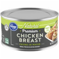 Kroger® Premium Natural Chicken Breast Chunk in Water