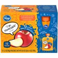 Kroger® Classic Apple Sauce Pouches