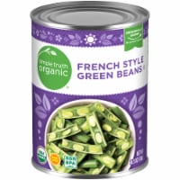 Simple Truth Organic® French Style Green Beans