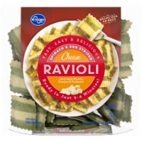 Kroger® Spinach & Egg Striped Cheese Ravioli