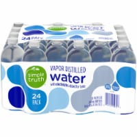 Simple Truth™ Vapor Distilled Water with Electrolytes