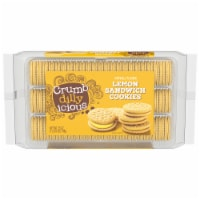 Crumbdillyicious™ Lemon Sandwich Cookies