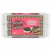 Crumbdillyicious™ Duplex Sandwich Cookies