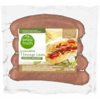 Simple Truth™ Spinach Gruyere Chicken Sausage Links