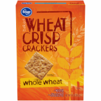 Kroger® Baked Whole Wheat Crisp Crackers