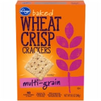 Kroger® Multi-Grain Baked Wheat Crisp Crackers