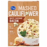 Kroger® White Cheddar Bacon Mashed Cauliflower