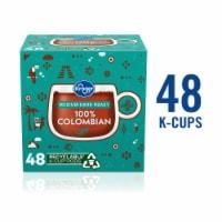 Kroger® Medium Dark Roast Colombian Coffee K-Cup Pods - 48 ct