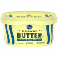 Kroger® Spreadable Butter with Olive Oil & Sea Salt