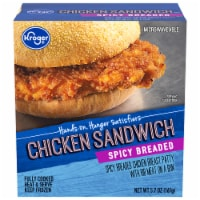 Kroger® Spicy Breaded Chicken Sandwich