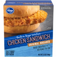 Kroger® Original Breaded Chicken Sandwich