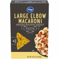 Kroger Large Elbow Macaroni