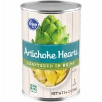 Kroger® Quartered Artichoke Hearts in Brine
