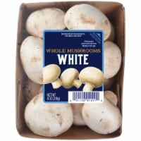 Kroger® White Whole Mushrooms