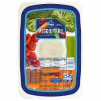 Kroger® Veggie Tray with Dip