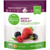 Simple Truth Organic™ Berry Medley Frozen Fruit