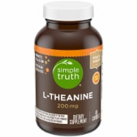 Simple Truth™ L-Theanine Capsules 200mg 60 Count