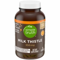 Simple Truth™ Milk Thistle Capsules 350mg 60 Count